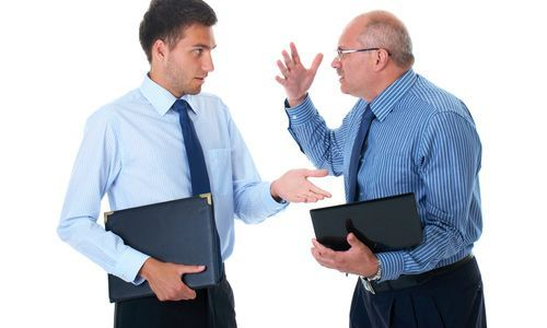 Conflictos y desacuerdos