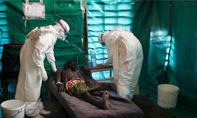 Ébola o el miedo al ébola
